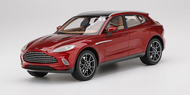 Pomysły na świąteczne prezenty od Astona Martina
