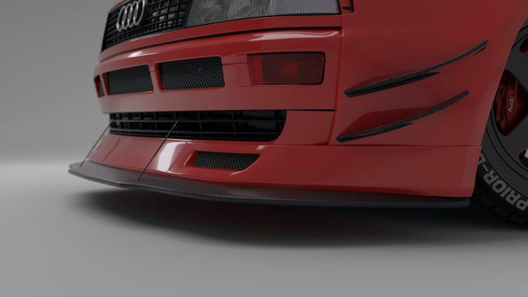 Prior Design RS2 Coupe. Póki co to tylko wizualizacja,a le chcemy zobaczyć ten projekt na żywo