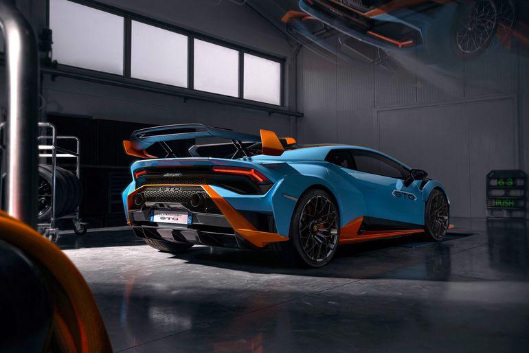 Lamborghini Huracàn STO - w ciągu doby od premiery aż 7 Polaków zamówiło ten wyścigowy supersamochód!