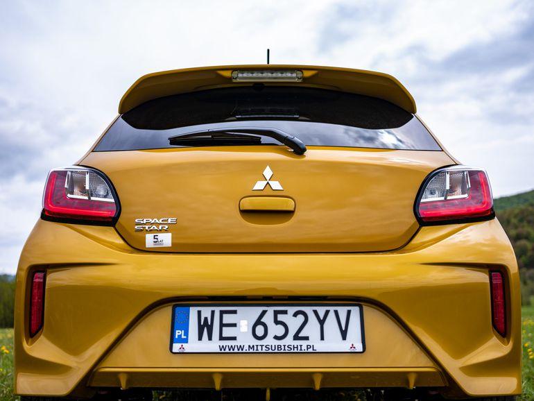 Mitsubishi Space Star 2020 - miejski samochód dla młodych. Znamy ceny w Polsce