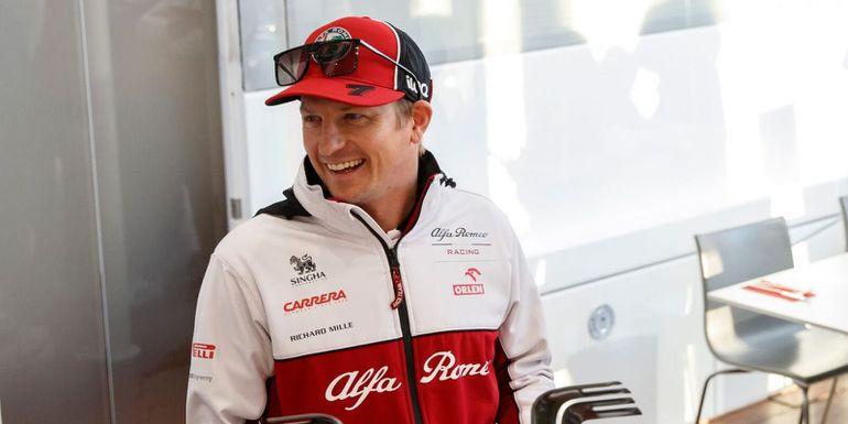 Kimi Räikkönen i Antonio Giovinazzi będą się ścigać w Alfie Romeo w sezonie 2021!