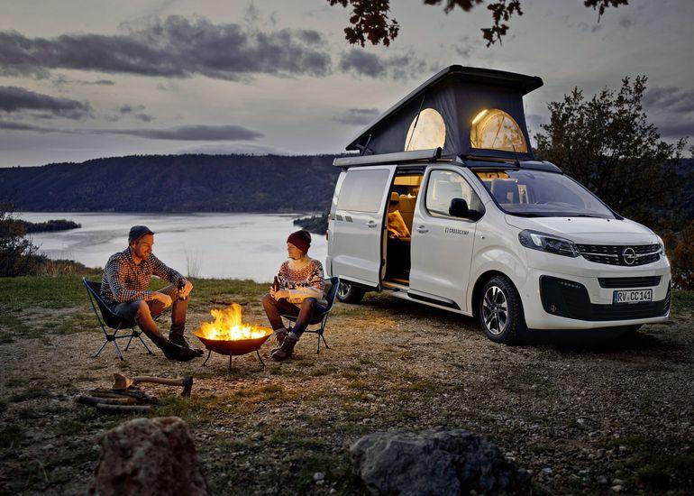 Opel Zafira Life jako kompaktowy kamper. Wielofunkcyjny jak szwajcarski scyzoryk?
