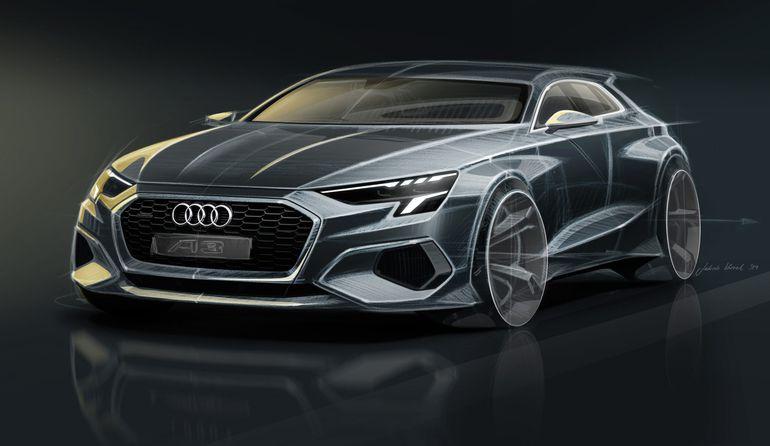 Chcesz zobaczyć jak wygląda proces projektowania nowych modeli Audi? Możesz to zrobić online!