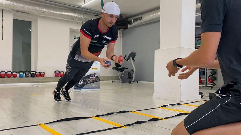Kajetan Kajetanowicz pokazuje jak wygląda trening kierowcy rajdowego!