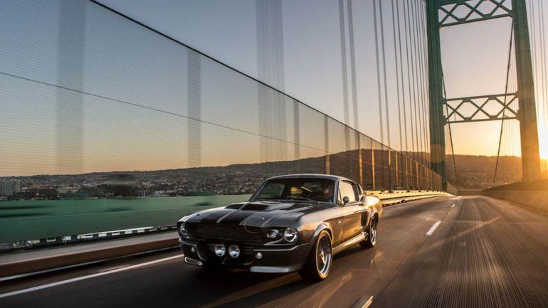 """Ford Mustang z filmu """"60 sekund"""""""