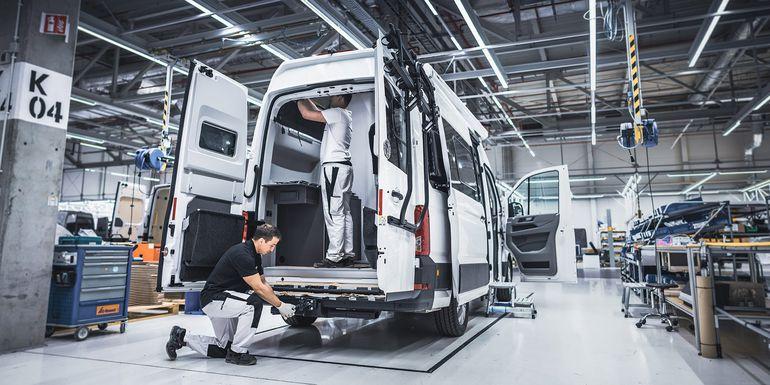 Już 2,5 tysiąca kamperów Grand California wyjechało z polskiej fabryki Volkswagena