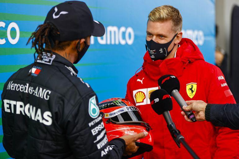 GP Eifelu: Hamilton wyrównuje rekord Schumachera