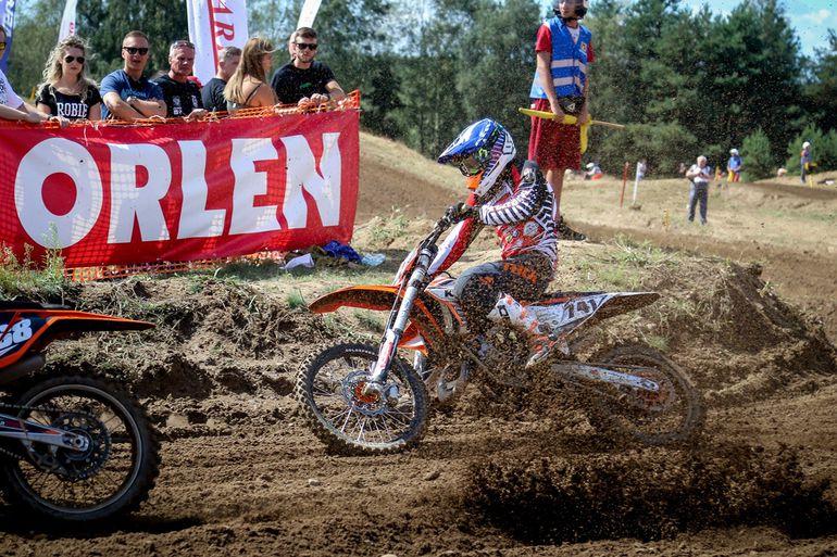 Wystartowały Międzynarodowe Indywidualne Mistrzostwa Polski w Motocrossie. Joanna Miller ponownie zdominowała rywalizację kobiet
