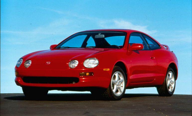 Toyota Celica 6. generacji -