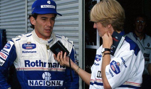 Ann Bradshaw: pionierka w zarządzaniu mediami w F1