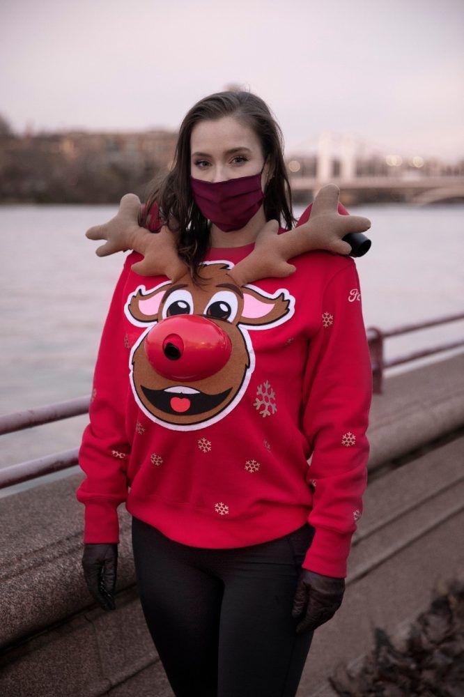 Ford stworzył sweter, w którym naprawdę poczujesz się wyjątkowo i bezpiecznie!