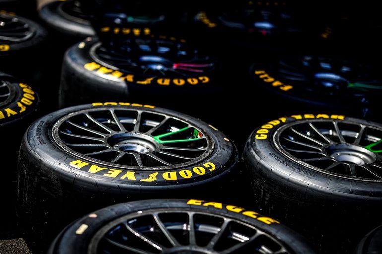 Goodyear zadebiutuje w świecie e-wyścigów!