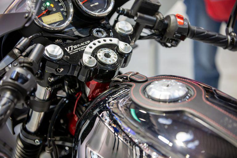 Moto Guzzi V7 III Racer 10th Anniversary już niedługo w Polsce. W numerowanej edycji specjalnej