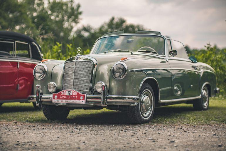 She's Mercedes – zlot miłośniczek zabytkowych Mercedesów odbędzie się już w ten weekend!