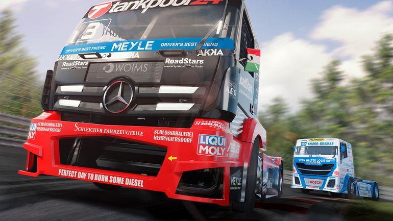 FIA European Truck Racing Championship -