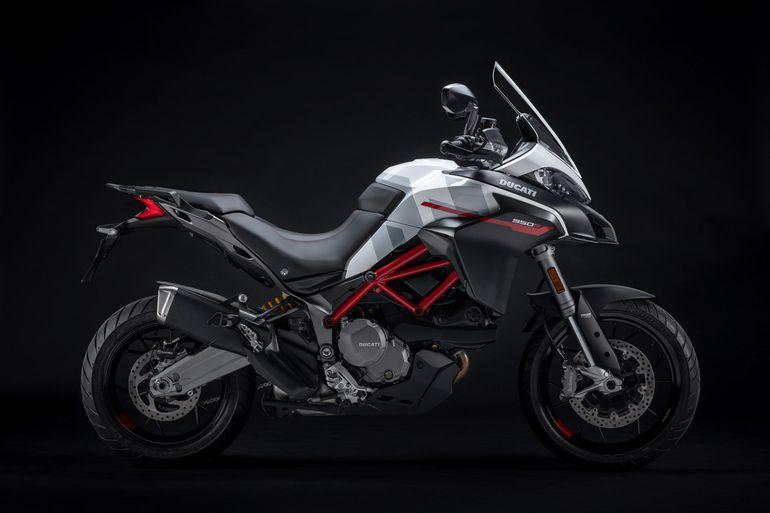 Ducati uzupełnia gamę kolorów Multistrada 950 S na rok modelowy 2021