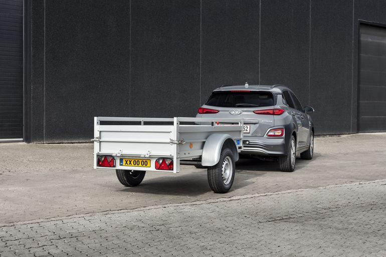 Hyundai Kona Electric z zasięgiem do 484 km w nowej wersji Style. Ile kosztuje?