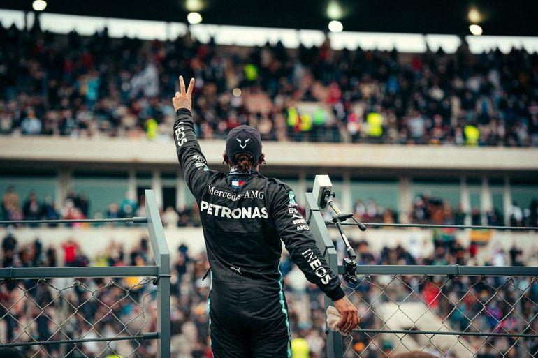 GP Portugalii: Lewis Hamilton rekordzistą wszechczasów