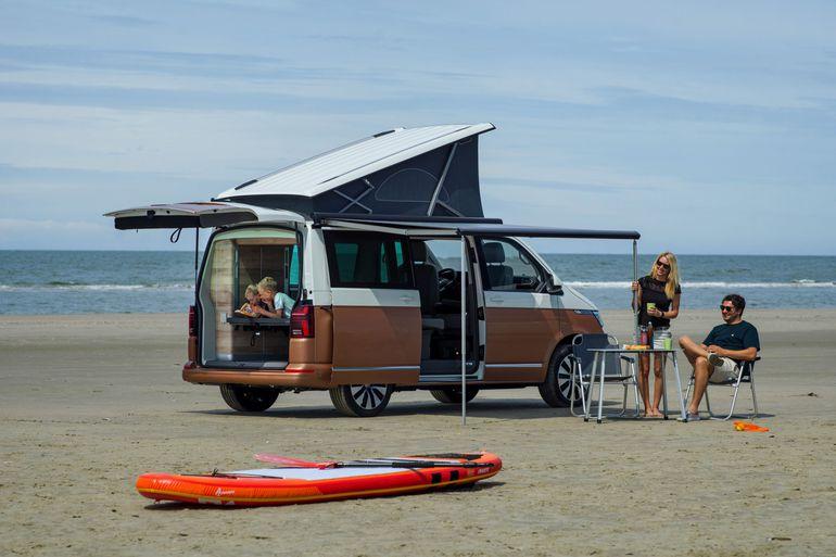 Volkswagen California 6.1 - wakacyjny dom na kołach i centrum rozrywki