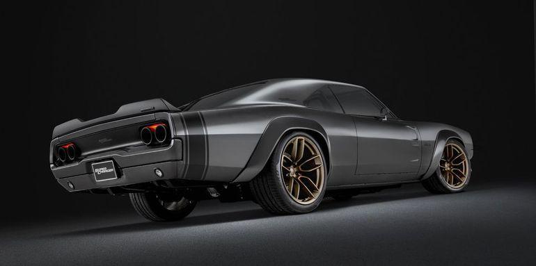 Dodge Super Charger Hellephant