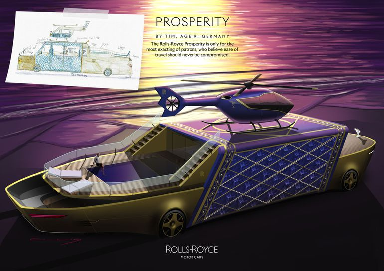 Rolls-Royce Young Designer Competition