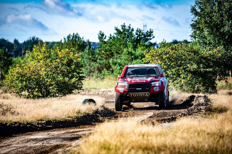 Wysoka Grzęda Baja Poland: Stephane Peterhansel z Edouardem Boulangerem wygrali najważniejszą motorsportową imprezę roku w Polsce!