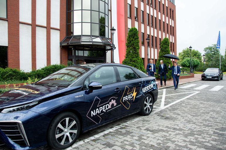 Wodór paliwo przyszłości. W Polsce zaczynają się prace nad rozwojem technologii wodorowej