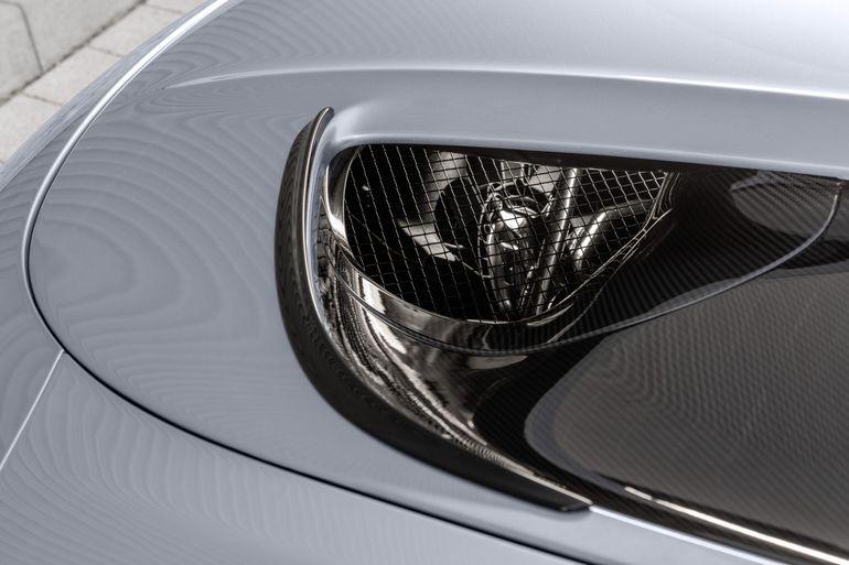 Nowy Mercedes-AMG GT Black Series - stworzony do ostrej jazdy po torze