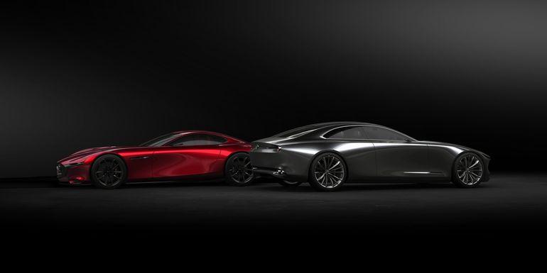 Stylistyka KODO, czyli jak pokazać wizualnie rytm bicia serca naszego samochodu. Mazda jest w tym specjalistą!