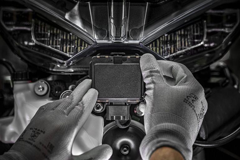 Ducati Multistrada V4 – pierwszy motocykl na świecie wyposażony w radary