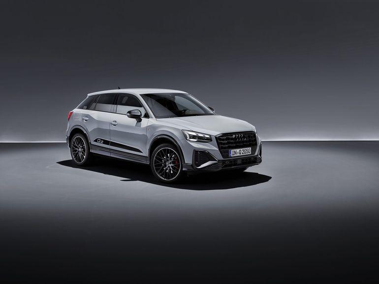 Odświeżone Audi Q2 zaoferuje 5 mocnych jednostek napędowych: trzy TFSI i dwie TDI