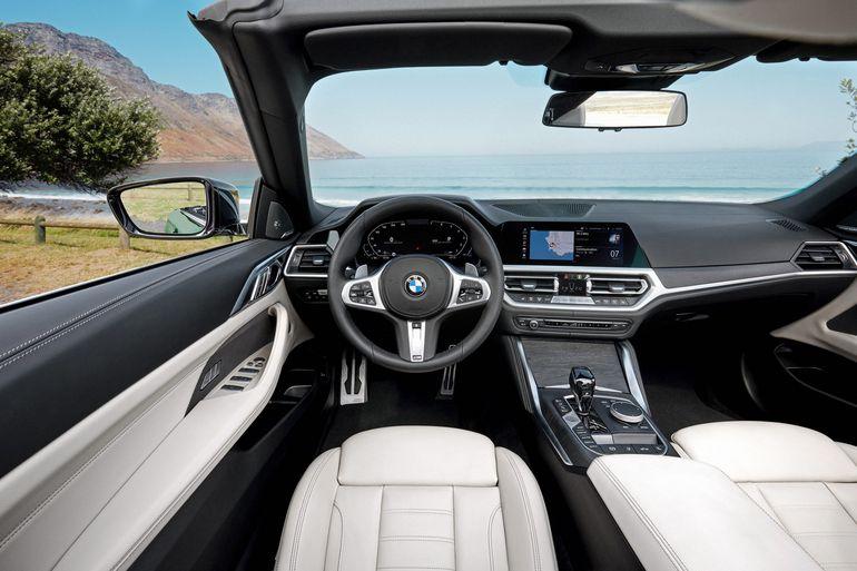 Nowe BMW serii 4 Cabrio - gigantyczne nerki, miękki dach i sportowe serce. Zobaczcie zdjęcia!