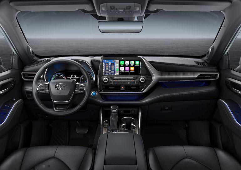 Nowa Toyota Highlander. Potężny SUV debiutuje w Europie