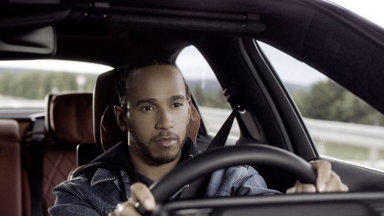 Alicia Keys i Lewis Hamilton w kampanii nowego Mercedesa Klasy S