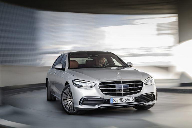 Nowy Mercedes-Benz Klasy S już w sprzedaży. Wiemy, ile kosztuje ta luksusowa limuzyna!