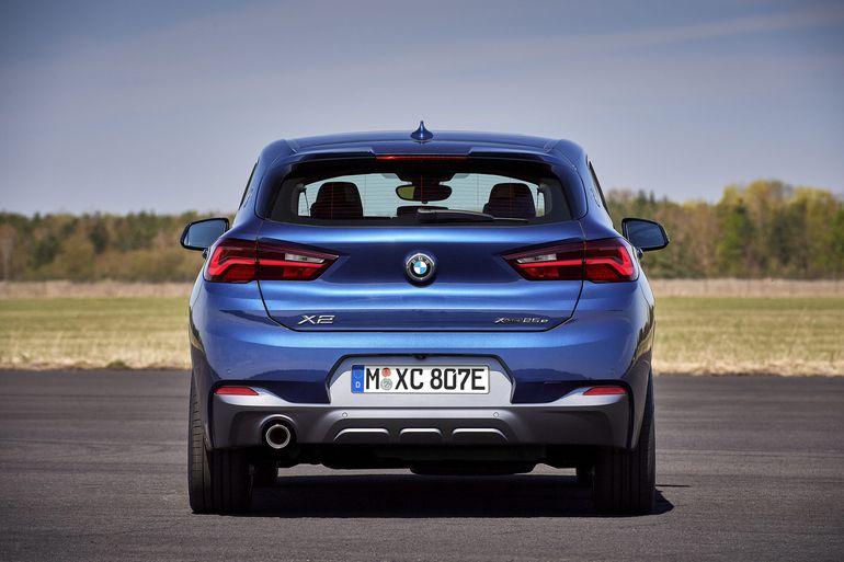 Nowe BMW X2 xDrive25e