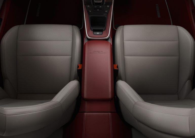 Skórzane wykończenie wnętrza Porsche 911 dostępne dla wszystkich modeli