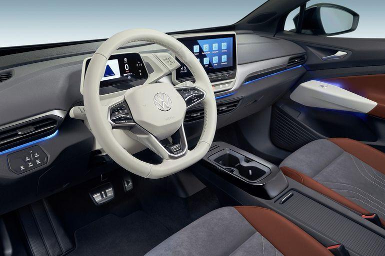 Volkswagen ID.4 – pierwszy elektryczny SUV producenta zaprezentowany. Zobaczcie zdjęcia!