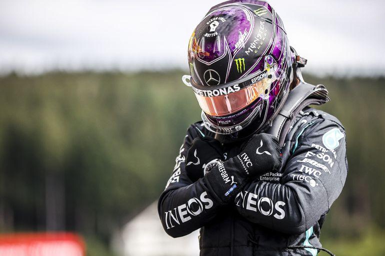 GP Belgii: kolejny wyścig dla Mercedesa, kolejny dramat Ferrari