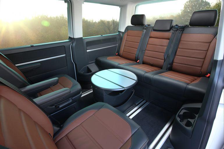 Volkswagen Multivan 6.1 PanAmericana - terenowy wygląd i napęd na cztery koła