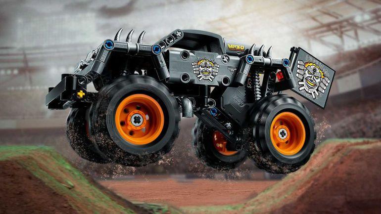 Monster Truck w katalogu Lego Technic. Fani dzikich wyścigów na to czekali!