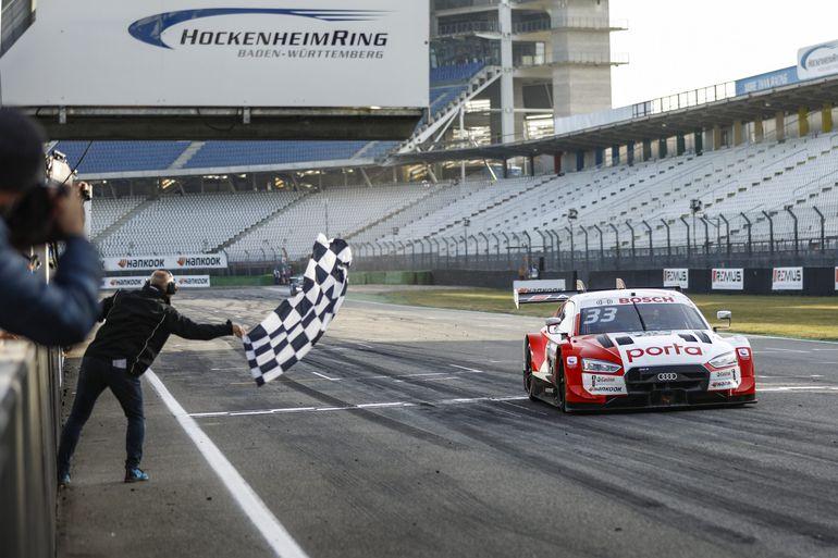 Koniec pewnej ery DTM. René Rast mistrzem, Kubica 15