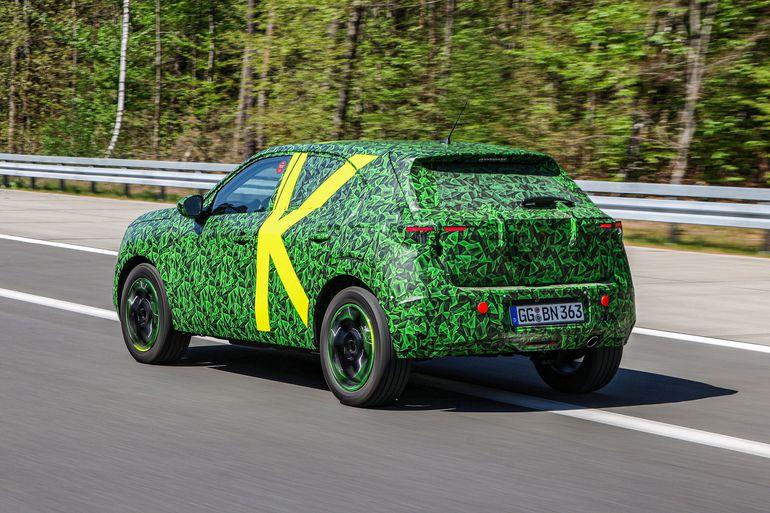 Nowy Opel Mokka w fazie końcowych testów.