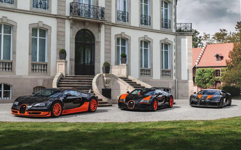 Bugatti Speedline, czyli niezwykła historia rekordów prędkości Bugatti