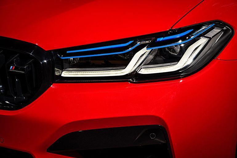 Nowe BMW M5 i BMW M5 Competition