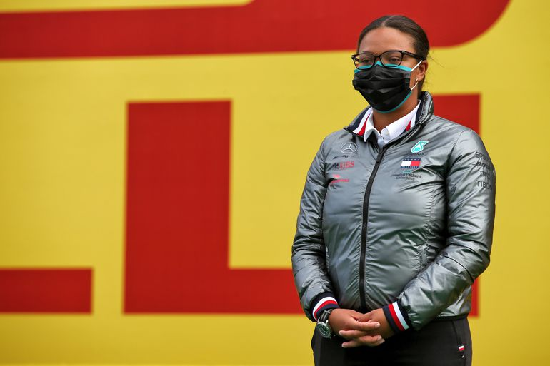 Stephanie Travers: pierwsza czarnoskóra kobieta na podium F1