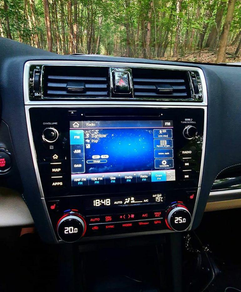 Test Subaru Outback 2.5i 175 KM EyeSight - drogi, ale wszechstronny przyjaciel podróży