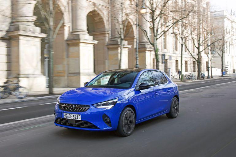 Opel Corsa-e w specjalnej wersji Color Edition. Znamy ceny!