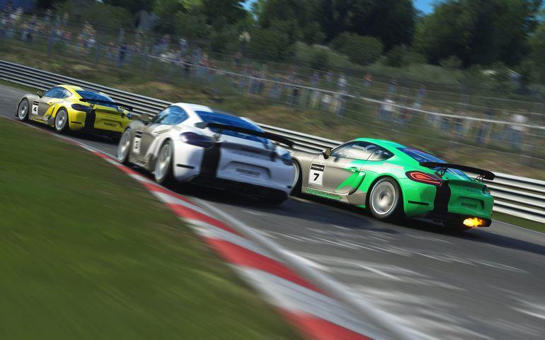Ruszają wirtualne Mistrzostwa Polski Digital Motorsport!