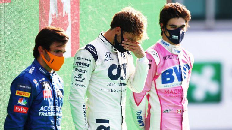 GP Włoch: ekscytująca rywalizacja i niespodziewane zwycięstwo Pierre'a Gasly'ego